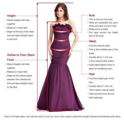 Long Prom Dresses, Formal Prom Dres..