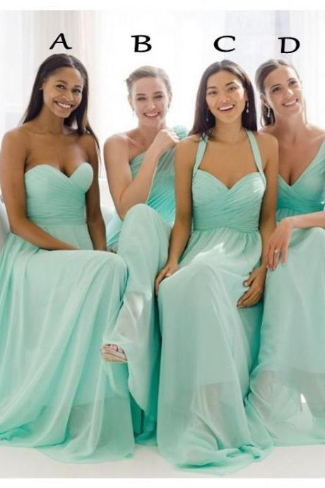 Hot Sale Bridesmaid Dresses,Long Bridesmaid Dresses,Sweetheart Bridesmaid Dresses,Floor Length Bridesmaid Dresses,Green Bridesmaid Dresses,Cheap Bridesmaid Dresses ,