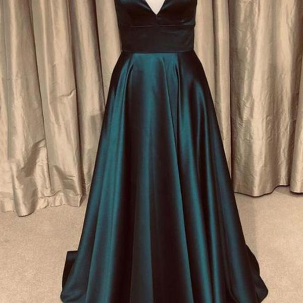 Simple Prom Dresses,Party Dresses,Long Prom Dresses,Prom Gowns,