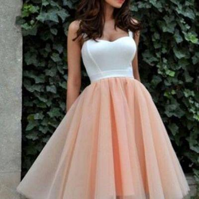 Charming Knee-Length Prom Dresses,Cocktail Dress,Homecoming Dress,Graduation Dress,Party Dress ,Short Prom Dress, Short Homecoming Dresses,