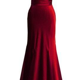 New Arrival Red Evening Dress,2016 Hot Sale Prom Dress,Charming Prom Gowns,Mermaid Prom Dress ,V neck Prom Dress,Chiffon Prom Gows,Backless Bridesmaids Dress,Backless Formal Dress,